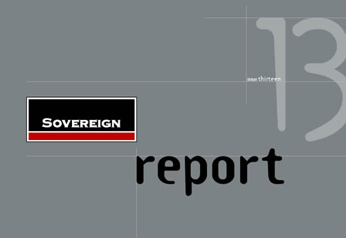 Sovereign Report – Issue 13