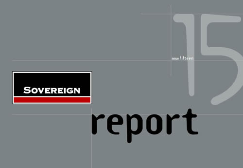 Sovereign Report – Issue 15