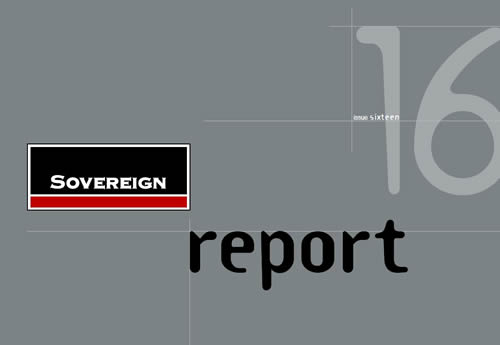 Sovereign Report – Issue 16