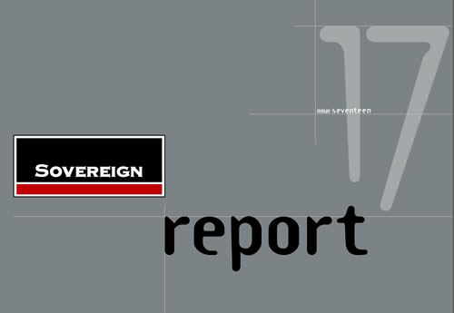 Sovereign Report – Issue 17