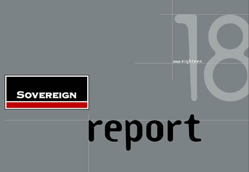 Sovereign Report – Issue 18