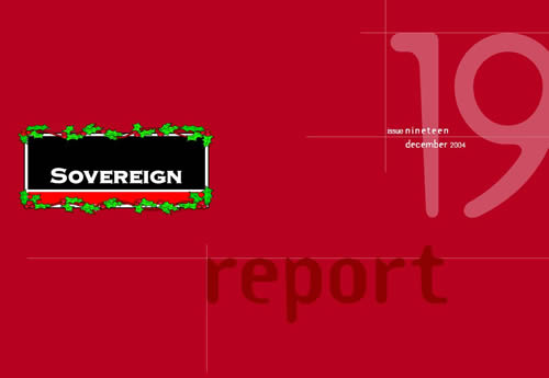 Sovereign Report – Issue 19