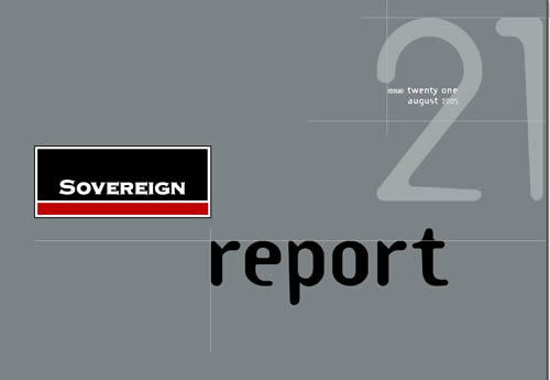 Sovereign Report – Issue 21