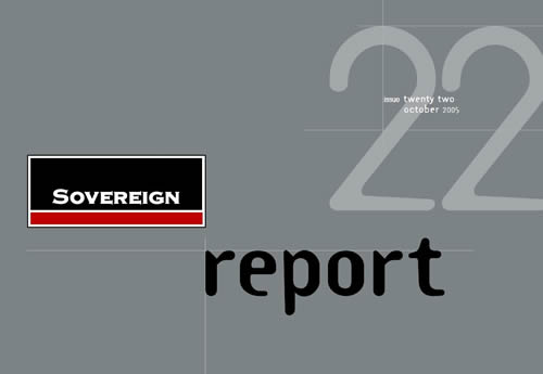 Sovereign Report – Issue 22