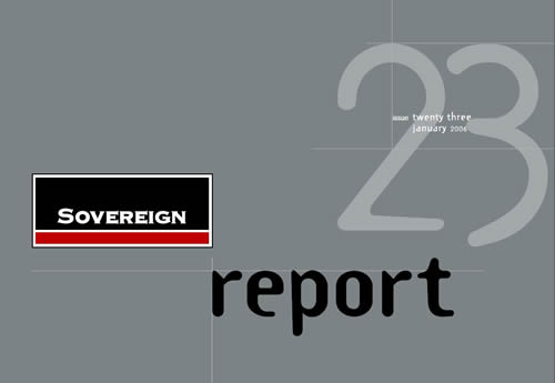 Sovereign Report – Issue 23