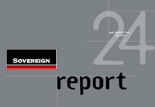Sovereign Report – Issue 24