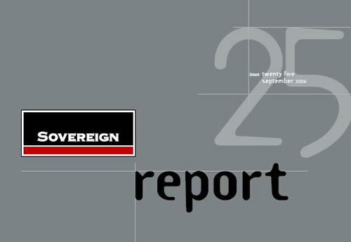Sovereign Report – Issue 25