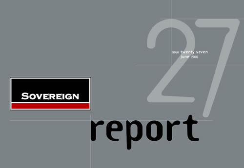 Sovereign Report – Issue 27