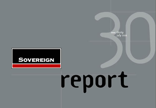 Sovereign Report – Issue 30