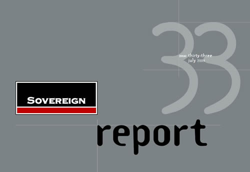 Sovereign Report – Issue 33