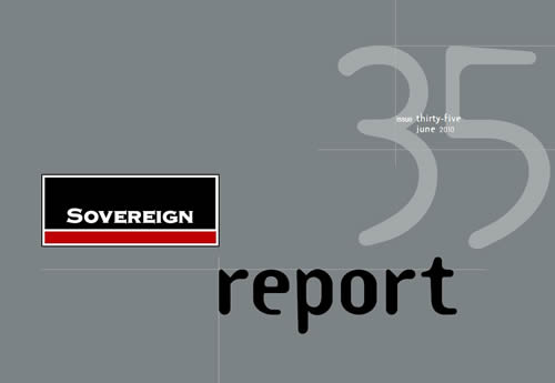Sovereign Report – Issue 35