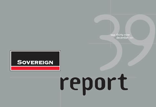 Sovereign Report – Issue 39