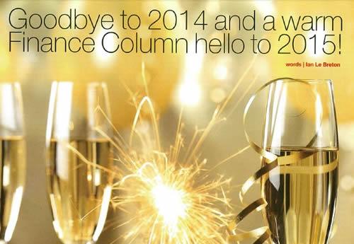 Goodbye to 2014